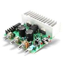 TDA7294 Amplifier Audio Board AMP 100Wx2 High Power 2.0 Channel Amplificador Sound Speaker Home Audio Diy