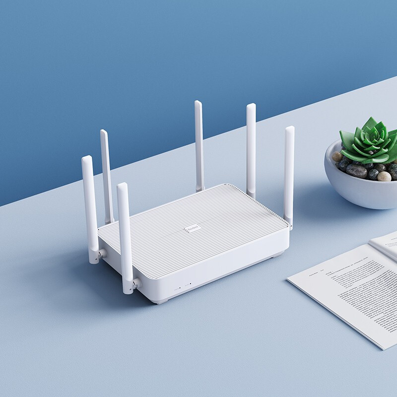 NEW Xiaomi Redmi Router AX6 WiFi 6 6-Core 512M Memory Mesh Home IoT 6 Signal Amplifier 2.4G 5GHz Both 2 Dual-Band OFDMA 2
