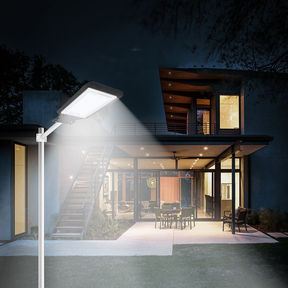 100W Ultra-thin LED Street Light Outdoor Waterproof IP65 Wall Lamp Road Energy Saving Security Lamp For Garden Yard Spotlights