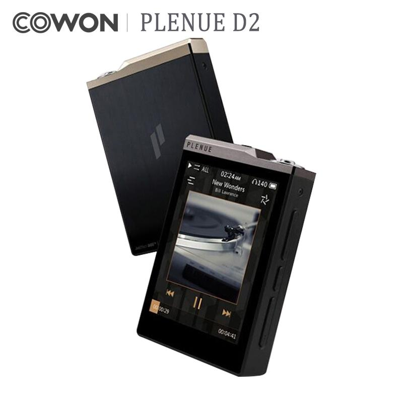 COWON PLENUE D2 PD2 CS43131 DAC 24bit/192kHz Native DSD Portable HIFI Audio Music Player MP3 MP4