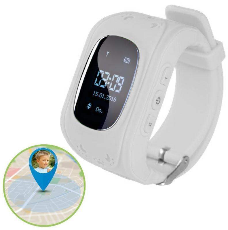 Top Kidss Smart Watch Kids Anti-Lost Smart Watch GBS LBS Locating Tracker SOS-Call WristWatch Kids Watch часы Clock Reloj Niño