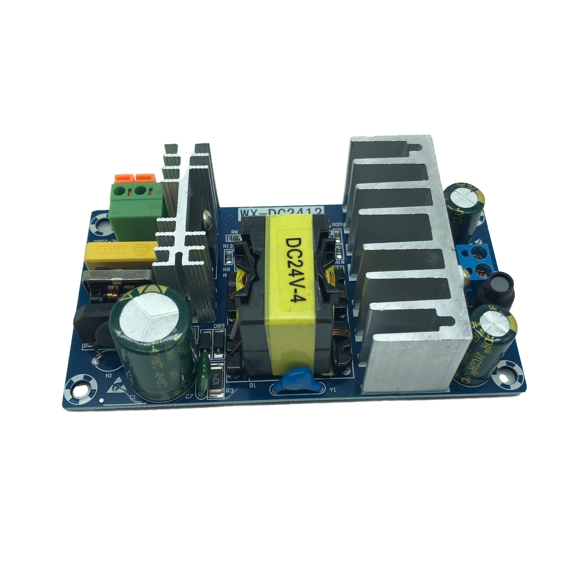 Power Supply Module AC 110v 220v to DC 24V 4A 6A AC-DC Switching Power Supply Board