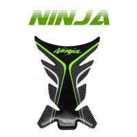 Z650 pegatina motocicleta pegatinas de Gas Protector para almohadilla de depósito de hueso de pescado para Kawasaki Ninja Z900 Z1000 Z800 Z750 Z 800 de 1000 de peces de 900 Bo