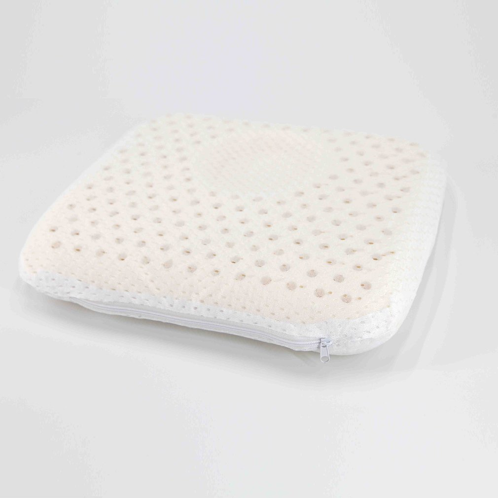 OUTAD Baby Shaping Pillow Prevent Flat Head Infants Dot Bedding Pillows Newborn Boy Girl Room Decoration Accessories 0-6 Month