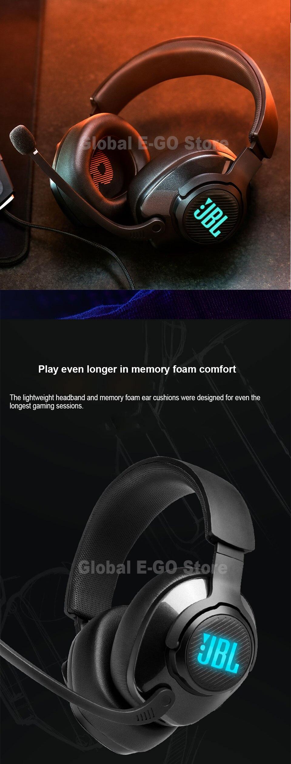 Jbl quantum 400 over-ear gaming headset com