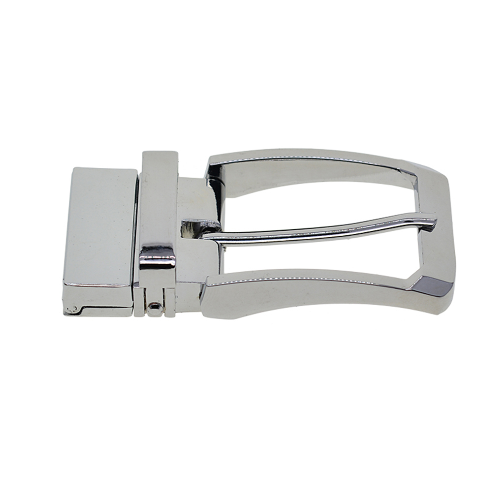 High Quality Metal Belt Buckle Reversible Slide Buckle Business 3.5cm Belts
