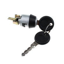 Interruptor de ignição da direção do carro cilindro bloqueio com chave para volkswagen vw cabrio golf transporter coelho vanagon 1h0 905 855 a