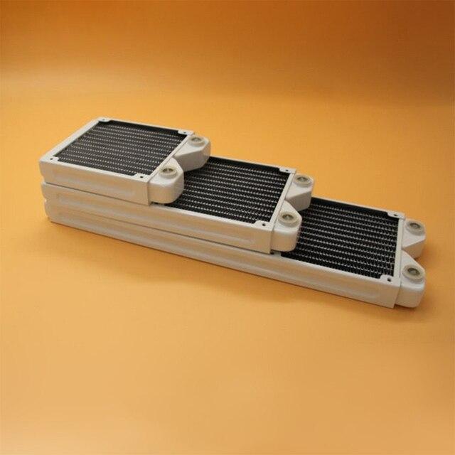 393X120X27mm pur cuivre échangeur de chaleur radiateur pour ordinateur cerveau-formation jouet pour enfants jouets éducatifs cadeau danniversaire