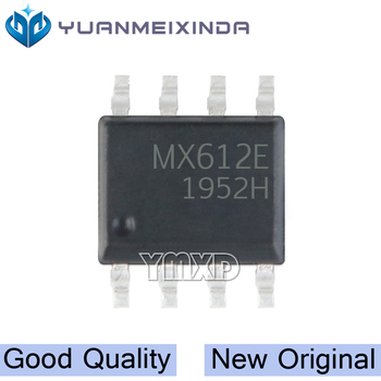 10pcs New Original MX612E Brush DC 1-2 Lithium Battery Motor Driver IC Chip Sop-8 Battery Accessories image