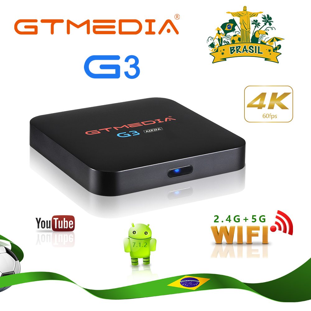 Good quality and cheap tv box brazil iptv in Store ICLA