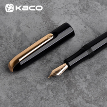 Xiaomi Mijia KACO Luxury pen 14K Gold Tip Fountain Pen for men F 0.5mm Office business signature calligraphy pen boss gift box