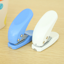 Cutter Punch-Tool-Accessory Paper-Hole-Puncher Stationery Notebook Scrapbook for Diy