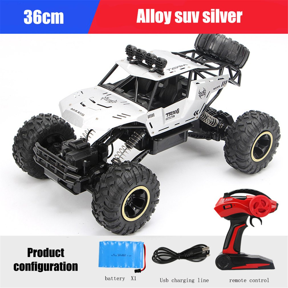 RC Car 1:12 4WD Waterproof Monster Remote Contrl Truck Large Remote Control Off Road Car 2.4Ghz Remote Control Cars for Kids