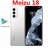 "Original Meizu 18 5G Mobile Phone 6.2"" 120HZ 3200x1440 12GB RAM 256GB ROM 64.0MP+16.0MP+8.0MP+20.0MP Snapdragon 888 30W Charger 1"