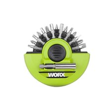 цена на Electric screwdriver bit WA4106 electric screwdriver head 15 piece set screwdriver short batch mouth accessories