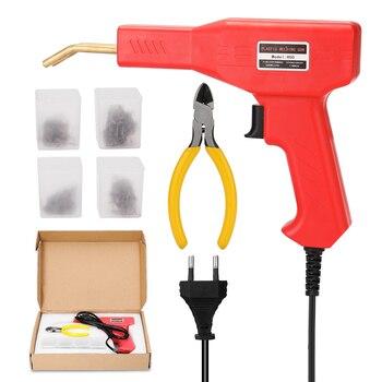 Plastic Welder Gun Hot Stapler Welding Machine Soldering Iron for Plastic Staple PVC Repairing Machine Car Bumper Repair Tools