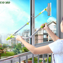 Hot Upgraded Telescopic High-rise Window Cleaning Glass Clea