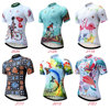 Cycling Jersey Women Short Sleeve Racing Sport MTB Bike Jersey Breathable Summer Cycling Shirt Pro Team Bicycle Clothing Maillot