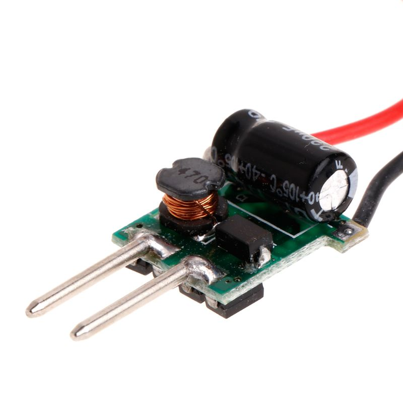 1-3W MR16 Low Voltage Power Supply LED Driver Convertor Transformer Constant Current 300mA DC 12V