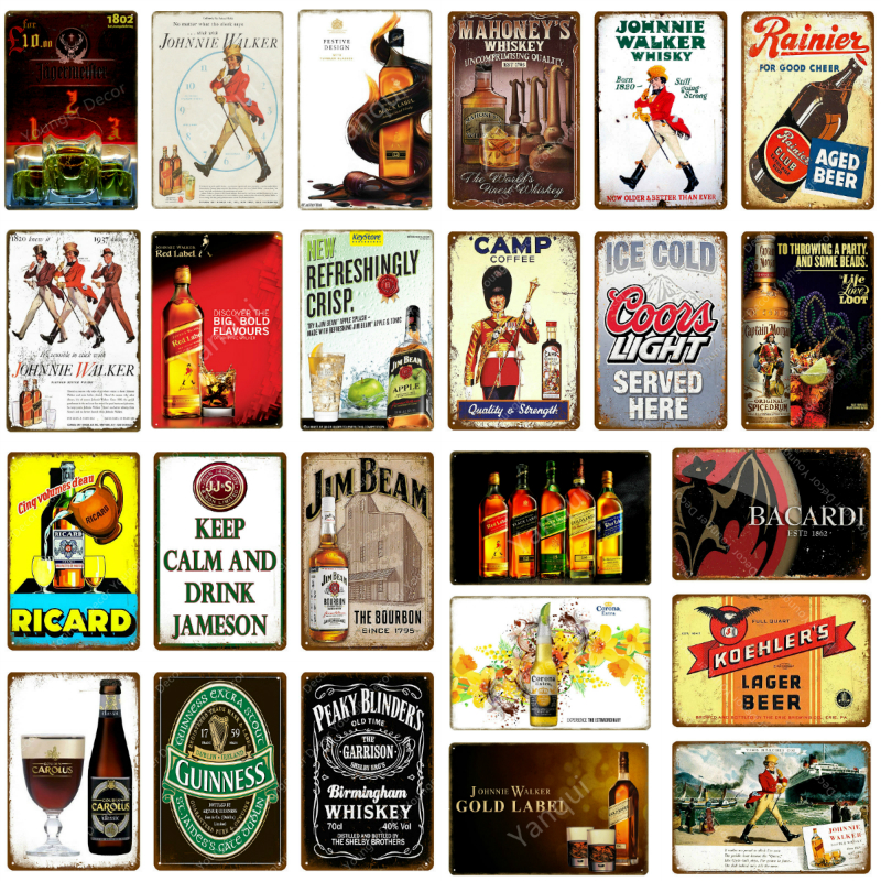 New 30x40cm Real Ale beer retro large metal advertising wall sign