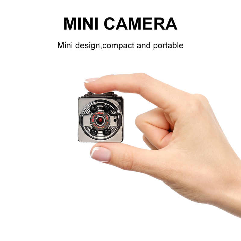 SQ8 Mini Camera 1080p 720P Home Security Infrared Night Vision Camera Monitor Concealed Video Camera Security Camera CCTV Camera