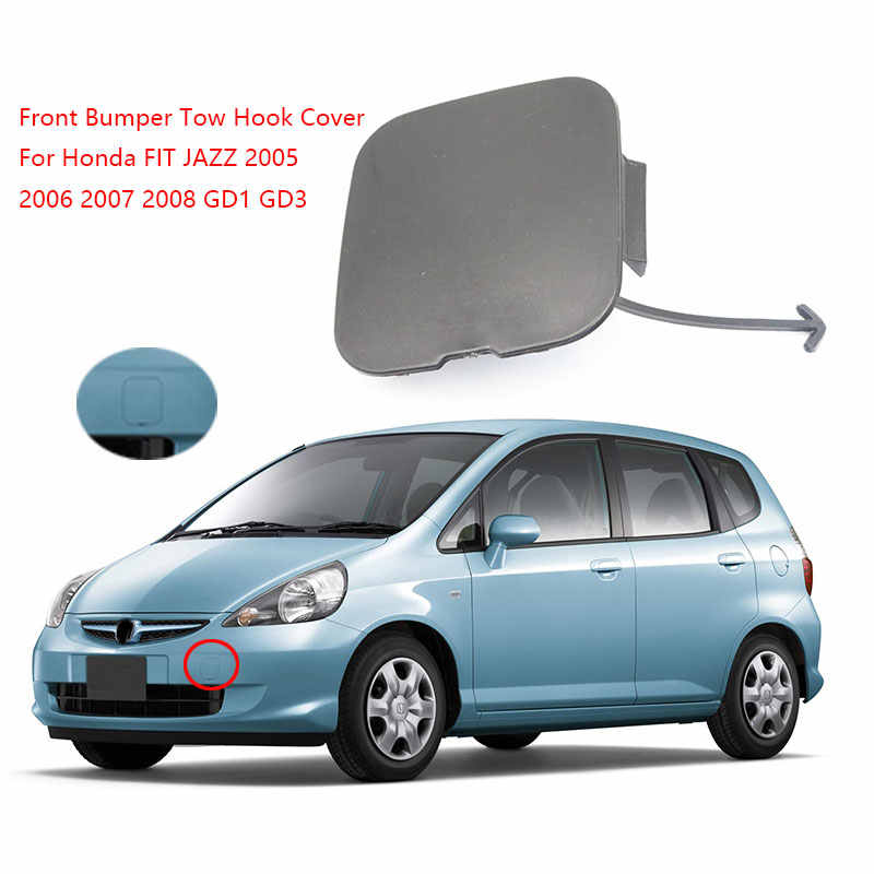 Peugeot 207 2006 2007 2008 2009 Front Tow Hook Cover Front Tow Eye Cover