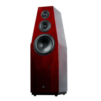 3-Way HI-END Wood Floor-Standing Speaker Audio Video Electronics Floor Standing Speakers Home Audio