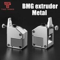 Metal BMG extrusora bien clonado Btech Bowden Dual para Wanhao D9 Creality CR10 Mk3 Ender 3 3 Pro 3 Prusa I3 Anet E10