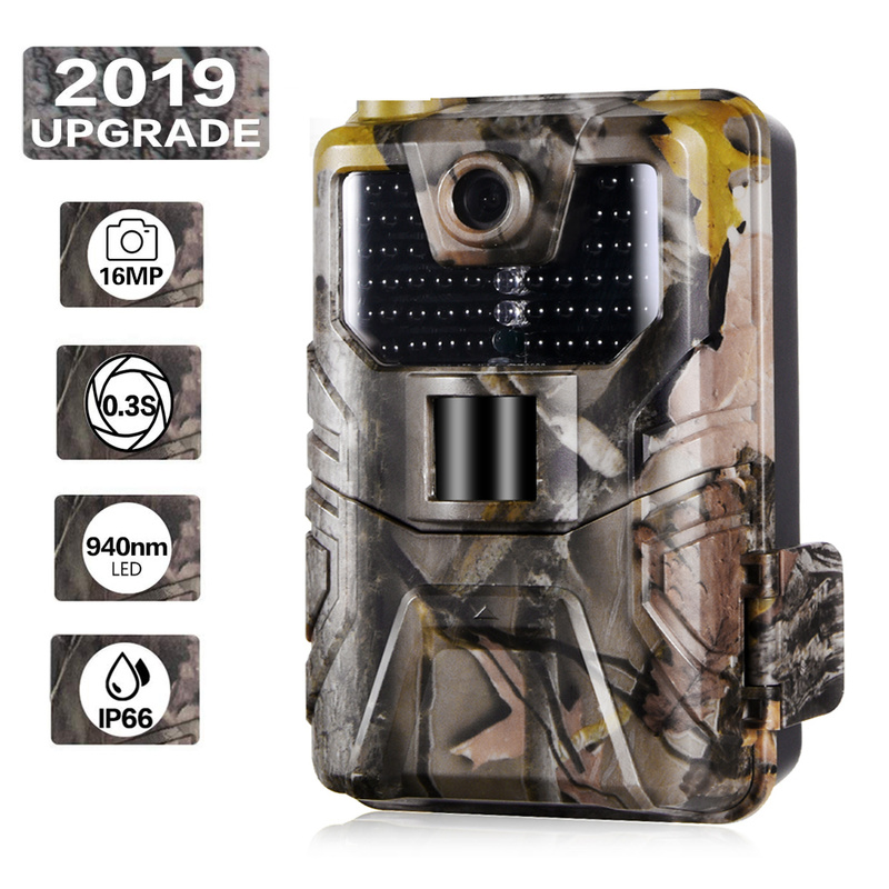 HC900A Wildlife Hunting Camera Wireless Trail Cameras 20MP 1080P 0.5S Trigger Infrared Night Vision Tracking Cam Surveillance