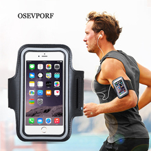 trendy sports pu leather armband for iphone 5 black blue Waterproof Gym Sports Running Armband For iPhone 8 7 5 5S 5C SE 6 6s 8 Plus X XS Max XR Samsung Phone Case Cover Holder Armband