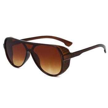 Gafas de sol para hombre y mujer de moda 2020 gafas de sol UV400 de diseñador de marca gafas de conducción de estilo europeo de alta calidad