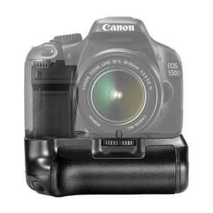 Neewer Battery-Grip BG-E8 550D 650D 600D Canon Slr-Cameras for EOS 700d/rebel Replacement