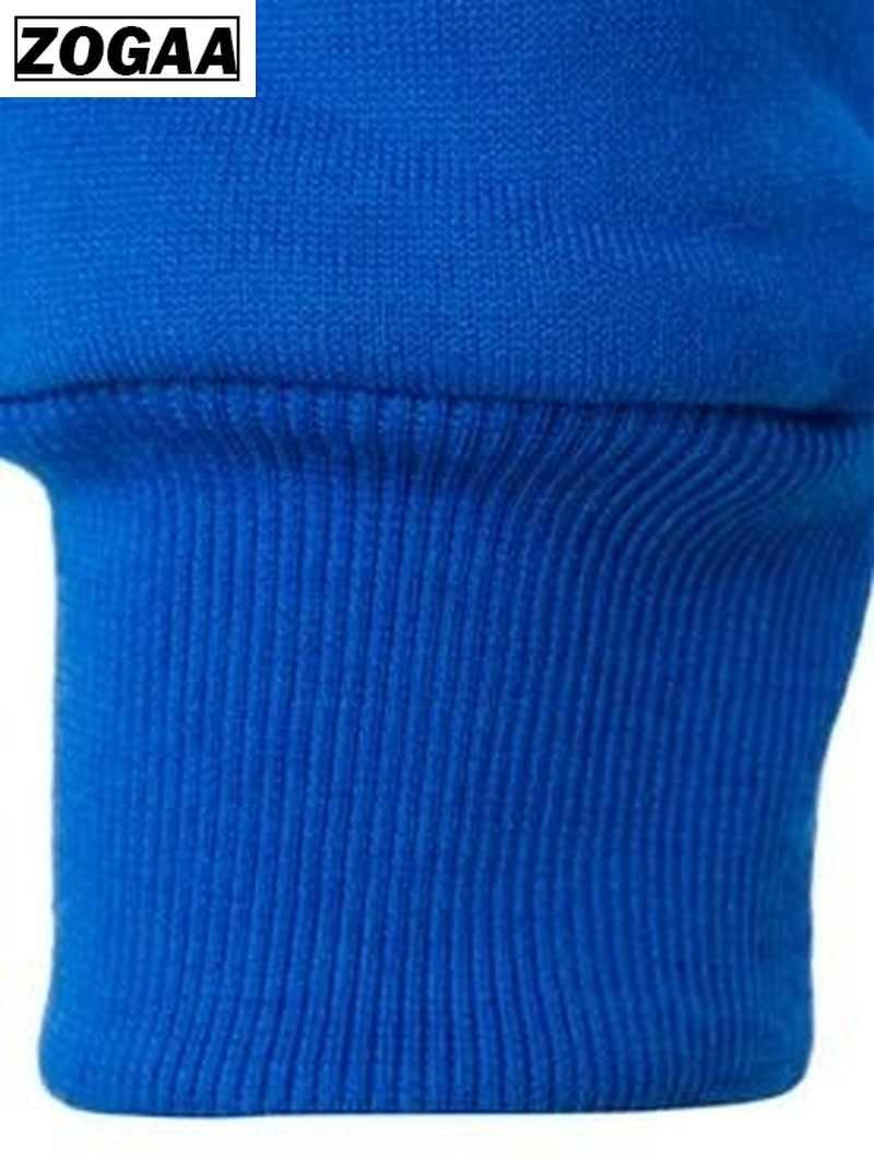 Zogaa 2018 스웨터 남자 새 패션 동물 인쇄 캐주얼 o-목 슬림 코 튼 니트 남성 스웨터 Pullovers 남자 브랜드 의류