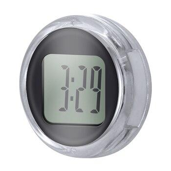 Nuevos relojes para motocicleta Mini de precisión, reloj resistente al agua con cronómetro 2019