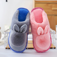 Bowtie Fluffy-Slippers Home-Shoes Toddler Plush Girls Baby Kids Children's New Fur