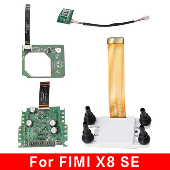 ¡Venta al por mayor! Componentes originales FIMI X8 SE IMU/ESC Board/GPS/Módulo de brújula piezas de repuesto de reparación de accesorios para Fimi X8 SE