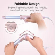Electric Professional Ceramic Hair Curler