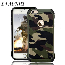 Men Camouflage Shockproof Phone Case For iPhone 7 Plus 8 6S 6 5 5S SE Silicone Soft PC Bumper Cover For iPhone Xr X Xs Max Capa