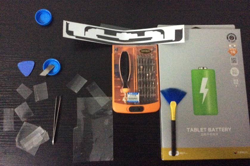 2013年旧iPadAir电池更换图文教程3