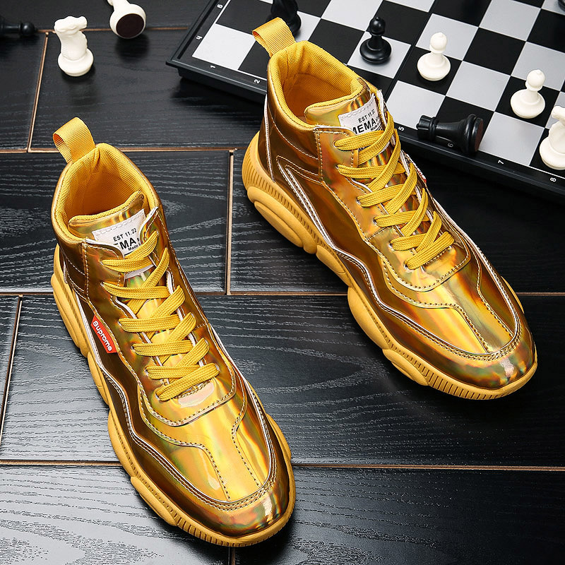 Leader Show Men Sneakers Light Outdoor Rubber Trend Sneaker For Man Spring Sport Shoes Zapatos Hombre Couple Running Shoes Soft