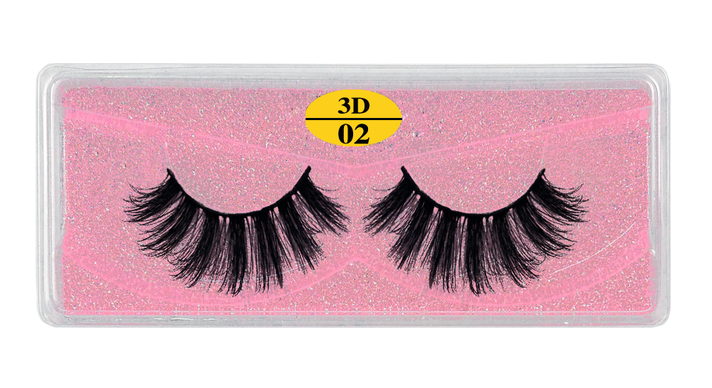 H349eb27514f641eeb7c4336d91bba698n - MB Eyelashes Wholesale 40/50/100/200pcs 6D Mink Lashes Natural False Eyelashes Long Set faux cils Bulk Makeup wholesale lashes