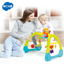 5 in 1 Play Gym Baby Toy Mat & Sleeping Bear Educational Crawling Activity Carpet HOLA 2105
