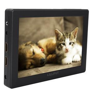 Image 4 - LILLIPUT A7S 7 นิ้วหน้าจอ IPS 1920*1200 4K Full HD Monitor กล้องมุมกว้าง 170 องศาสำหรับกล้อง DSLR