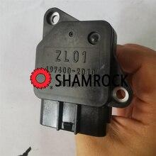Mass Air Flow Meter MAF Sensor OEM 197400-2010/ZL01-13-215/1974002010/1974002010 for MMAZDA 2 3  5 6  CX-7 MX-5 PROTEGE RX-8