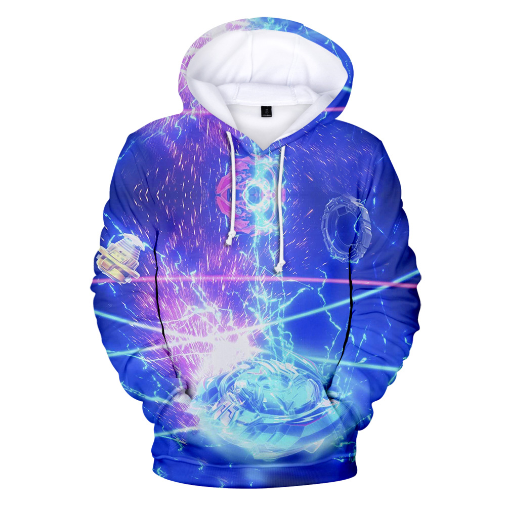 Hot Beyblade Burst Evolution Hoodies Men Women 3D Hoodie Beyblade Burst Evolution Sweatshirts Autumn Winter Tracksuits Pullover