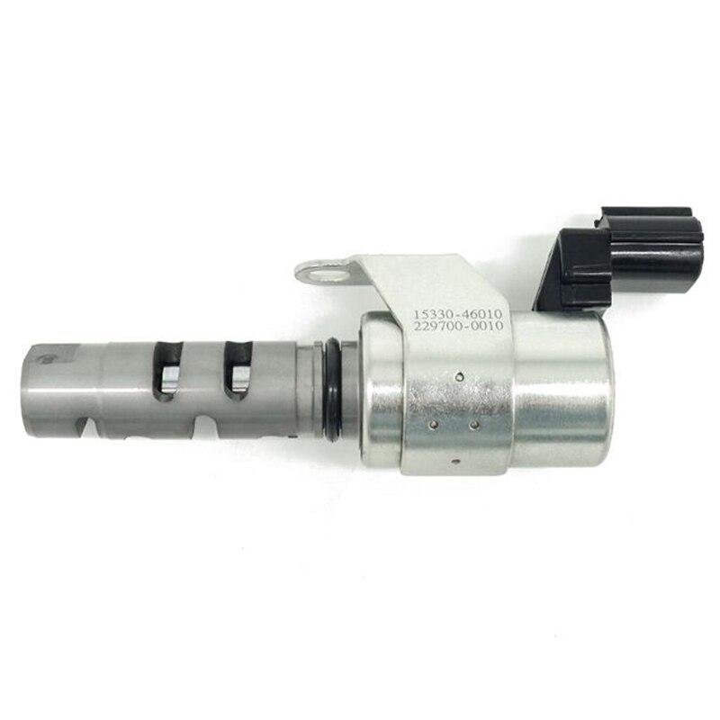 Olie Variabele Klep Timing Solenoid Vvt Vtc Voor Le Xus GS300 IS300 SC3 15330-46010 Motor Cam Control Solenoid