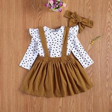 Комплект одежды emmababy для новорожденных девочек кружевной