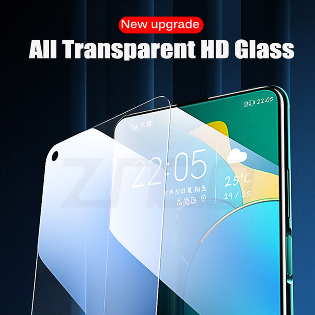 3Pcs Tempered Glass For Huawei Honor 30 30S 20 Pro Screen Protector For Huawei Honor View 30 Pro 10i 20s Lite Protective Glass 2