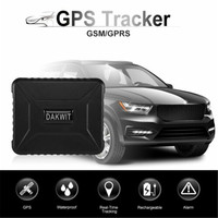 TK800b GPS Car Tracking Device RealTime GPS GPRS GSM Powerful Magnet Vehicle Tracker
