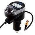 Новый автомобильный DAB Bluetooth цифровой радиоприемник USB адаптер fm-передатчик портативный автомобильный прикуриватель с функцией Bluetooth